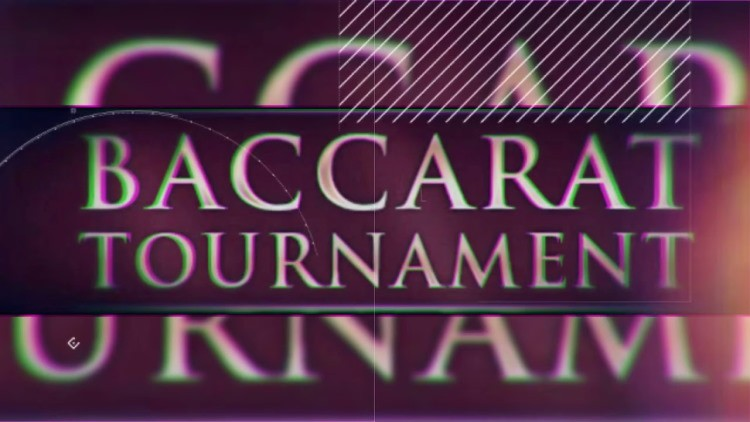 How to Win a Baccarat Tournament – Some Useful Tips and Strategies