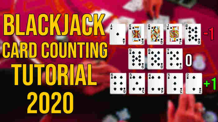 How to count cards in blackjack online